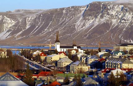 Reykjavik Hauptstadt Islands