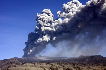 Isländischer Vulkand Eyjafjallajökull