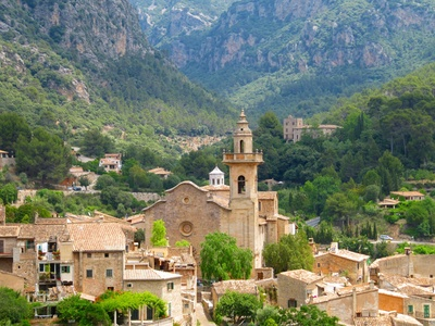 Mallorca - hier fühlen sich deutsche Promis wie zu Hause
