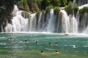Ein Nationalpark der auch Badespaß beinhaltet