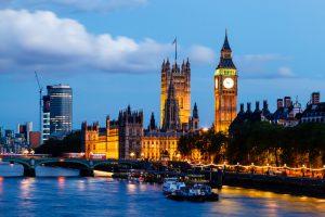 Zum Wochenend-Shoppingtrip nach London