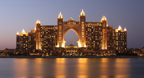 Urlaub wie in Tausendundeiner Nacht - Traumhotels im Orient