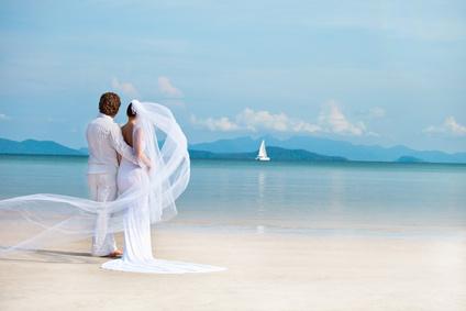 Romantische Reiseziele – für Verliebte und frisch Verheiratete