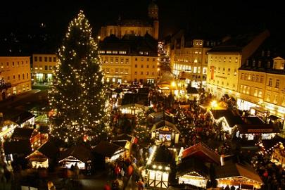 Erzgebirge Weihnachtsmarkt