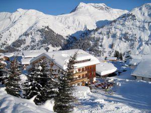 Winterurlaub in Grän: ideal für Skifahrer und Wanderer