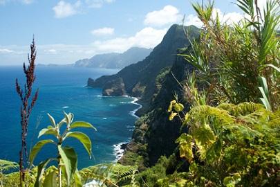 Madeira Küste