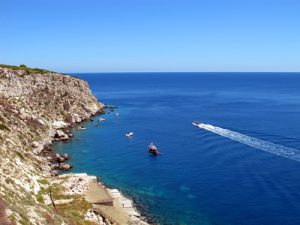 Mittelmeerküste Italien