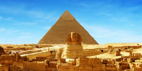 Pyramide Sphinx