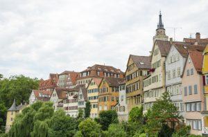 Artikelgebend ist Tübingens alte Kulisse und junger Geist.