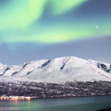 Von Anfang Oktober bis Ende März: Nordlichter auf Island erleben