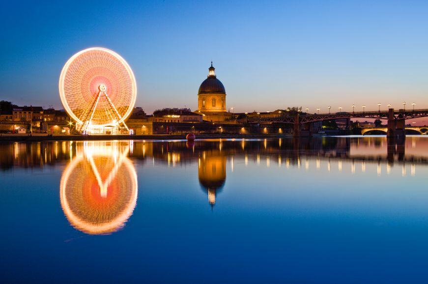 Toulouse und Bordeaux – Die EM-Stadien und andere Sehenswürdigkeiten