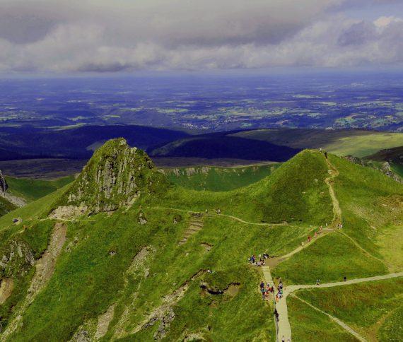 EM-Reise in die Auvergne: Das Land der Vulkane
