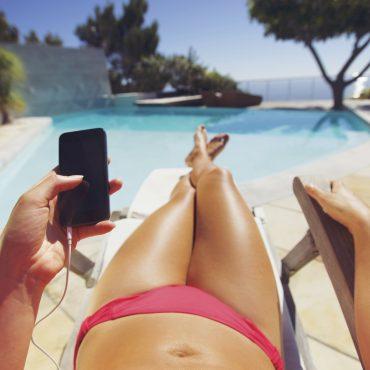 Urlaubsbräune behalten: Mit diesen Tipps klappt's