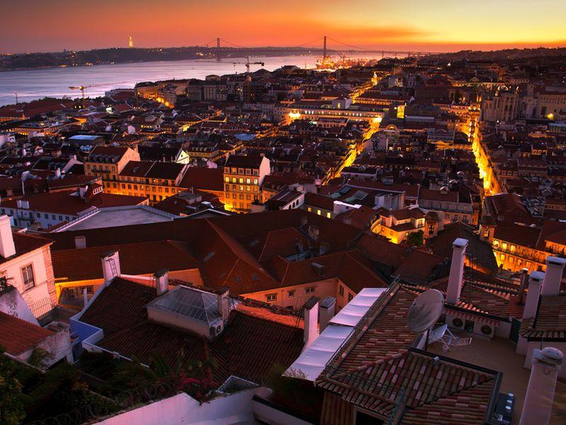 Wo Lissabons Nachtleben pulsiert: Bairro Alto